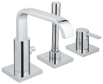 Grohe Allure 19302 000 Allure Bathroom Faucets For Your Bathroom