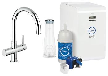 grohe grohe blue professional starter kit 31251 000 grohe blue professional water filter. Black Bedroom Furniture Sets. Home Design Ideas