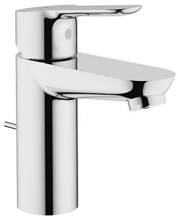 grohe bauedge single lever basin mixer 32819 000. Black Bedroom Furniture Sets. Home Design Ideas
