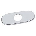"6"" Escutcheon 07551 000"
