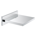Allure Cascade spout for bath and shower 13317 000