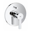Lineare Single-lever bath/shower mixer trim 19297 000