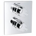 Allure Thermostat shower mixer 19380 000