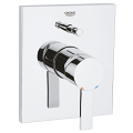 Allure Single-lever bath/shower mixer trim 19315 000