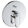 Veris Single-lever bath/shower mixer trim 19344 000