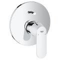 Eurosmart Cosmopolitan Single-lever bath/shower mixer trim 19382 000