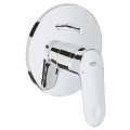 Europlus Single-lever bath mixer 19536 002