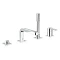 Lineare 4-hole single-lever bath combination 19577 000