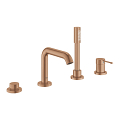 GROHE Essence 4-hole bath combination 19578 DL1