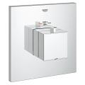 Eurocube Custom Shower Thermostatic Trim with Control Module 19928 000