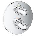 Grohtherm 1000 Thermostatic shower mixer with integrated 2-way diverter 19985 000