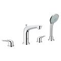 Eurostyle Four-Hole Roman Bathtub Faucet with Handshower 19991 003