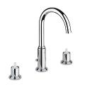 "Atrio Three-hole basin mixer 1/2"" M-Size 20069 000"