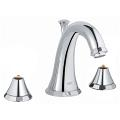 Kensington 3-hole basin mixer 20124 000