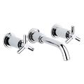 "Atrio 8"" Widespread Two-Handle Bathroom Faucet M-Size 20173 00A"
