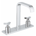 "Allure 3-hole basin mixer 1/2"" M-Size 20143 000"