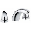 Aria 3-hole basin mixer 20147 000