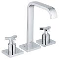 "Allure Three-hole basin mixer 1/2"" 20462 000"