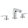"Eurosmart Cosmopolitan Three-hole basin mixer 1/2"" S-Size 20187 000"