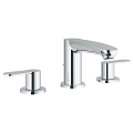 "Eurostyle Cosmopolitan 8"" Widespread Two-Handle Bathroom Faucet S-Size 20209 00A"