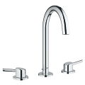 "Concetto 3-hole basin mixer 1/2"" L-Size 20216 001"
