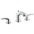 "Eurosmart 8"" Widespread Two-Handle Bathroom Faucet S-Size 20294 00A"
