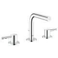 Essence 3-hole basin mixer S-Size 20296 000