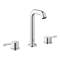 "GROHE Essence 3-hole basin mixer 1/2"" M-Size 20296 001"