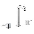 "Essence 8"" Widespread Two-Handle Bathroom Faucet M-Size 20297 00A"