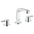 "Lineare Three-hole basin mixer 1/2"" S-Size 20304 000"