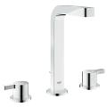 Lineare 3-hole basin mixer M-Size 20305 000