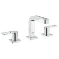 "Quadra 3-hole basin mixer 1/2"" S-Size 20306 000"
