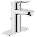 BauLoop Single-Handle Bathroom Faucet 20333 000