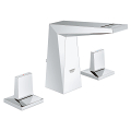 "Allure Brilliant Mélangeur 3 trous 1/2"" lavabo 20342 000"