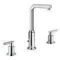 "Atrio Three-hole basin mixer 1/2"" M-Size 20382 001"