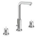 "Atrio Three-hole basin mixer 1/2"" M-Size 20384 001"