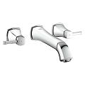"Grandera Three-hole basin mixer 1/2"" M-Size 20415 000"