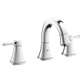 "Grandera Three-hole basin mixer 1/2"" S-Size 20417 000"
