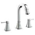 "Grandera 8"" Widespread Two-Handle Bathroom Faucet M-Size 20419 000"