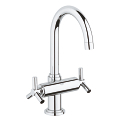 "Atrio Single-hole basin mixer 1/2"" L-Size 21019 000"