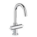 Atrio Single-Hole Single-Handle Bathroom Faucet L-Size 21027 00A