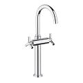 "Atrio One-hole basin mixer, 1/2"" XL-Size 21044 000"