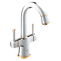"Grandera Two-handle basin mixer, 1/2"" L-Size 21107 IG0"