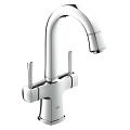 Grandera Single-Hole Two-Handle Bathroom Faucet L-Size 21108 000