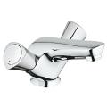 "Costa S One-hole basin mixer, 1/2"" 21255 001"