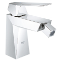 "Allure Brilliant Single-lever bidet mixer 1/2"" M-Size 23117 000"