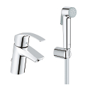 "Eurosmart Single-lever basin mixer 1/2"" S-Size 23124 002"