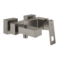 Eurocube Single-lever bath/shower mixer 23140 AL0