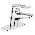 Single-Handle Bathroom Faucet