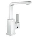 "BauMetric Single-lever basin mixer 1/2"" 23187 000"